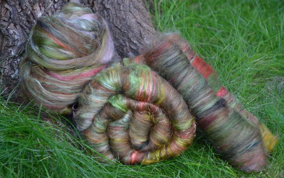 Mise à jour des mélanges de fibres